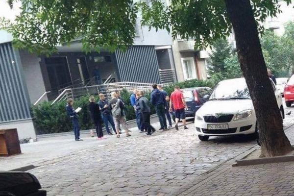У Львові знайдено труп чоловіка