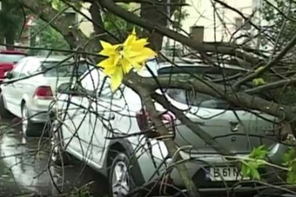 До Львівщини наближається ураган, який залишив десятки жертв в Румунії