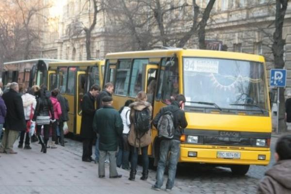 Зросла вартість проїзду в приміських та міжміських маршрутках