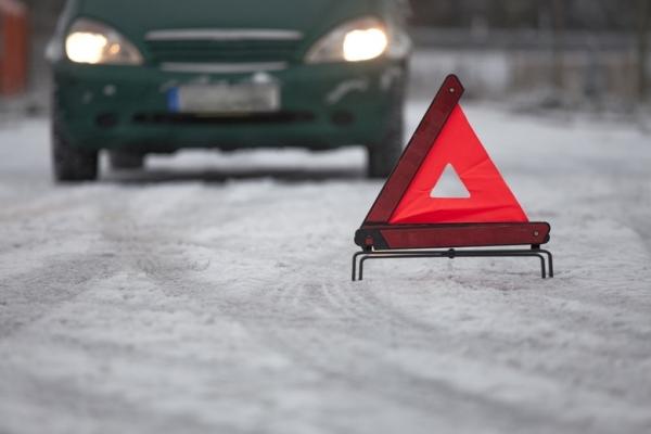 Внаслідок зіткнення двох автомобілів на Львівщині загинув пасажир