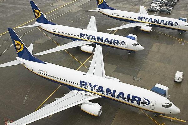 Ryanair зайде в аеропорт «Львів» в березні 2018 року