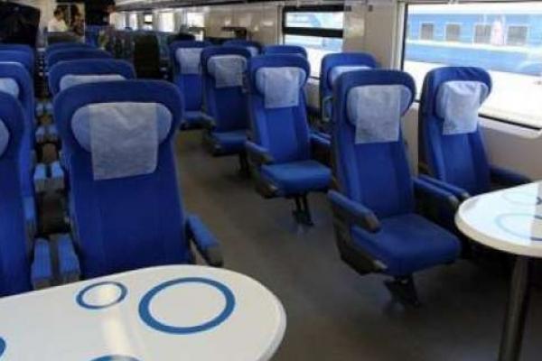 Пасажирам потягу Інтерсіті, де перебував Саакашвілі, повернули гроші за квитки