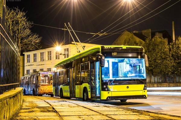 У Львові приблизно 50-60% пасажирів – це пільговики
