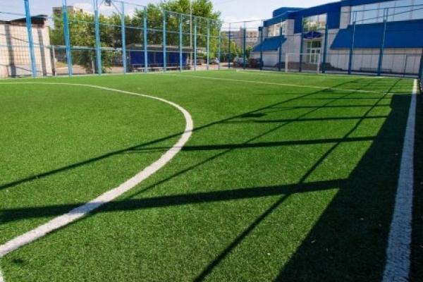 Півмільйона гривень виділили з обласного бюджету на оновлення спортивного поля на Львівщині