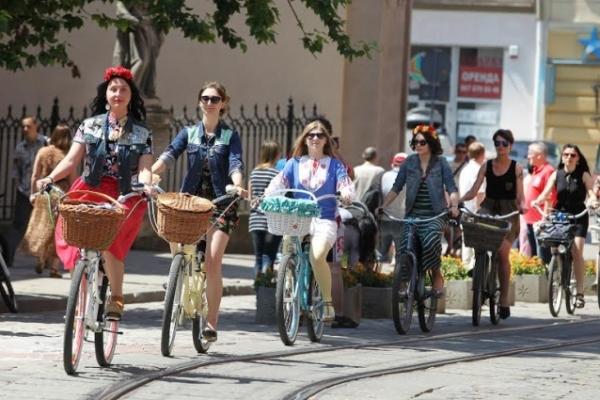 VII жіночий велопарад пройде 30 вересня у Львові