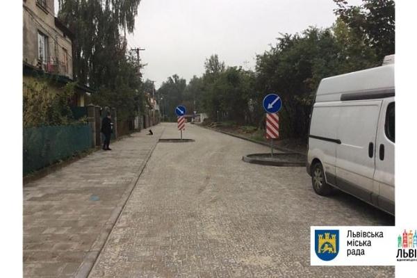 Стало відомо, у скільки обійшовся ремонт вулиці Почаївської у Львові