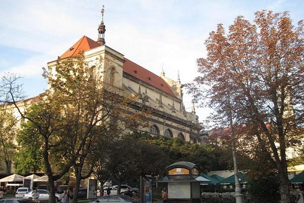 Таємниці львівського костелу єзуїтів
