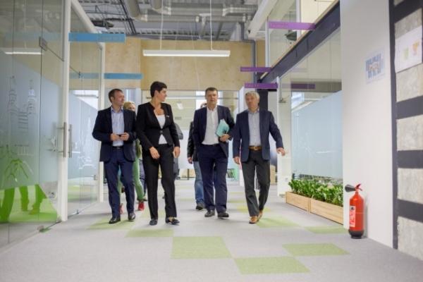 Офісний комплекс у Львові перший в Україні отримав сертифікат BREEAM In-Use International