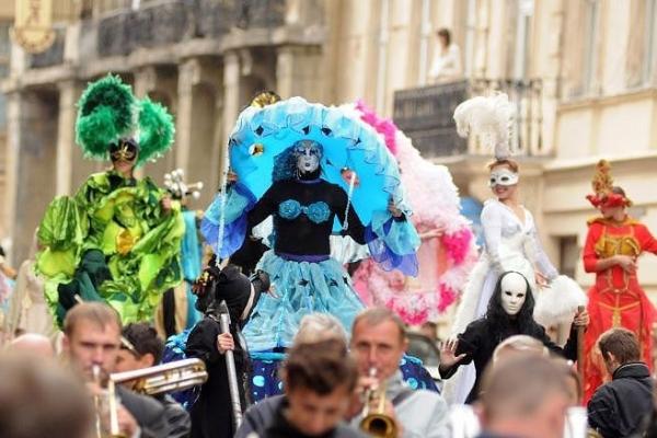 У Львові відкрили міжнародний театральний фестиваль «Золотий лев»