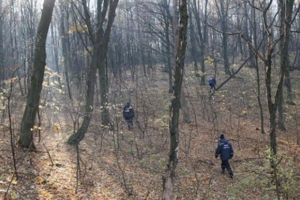 Рятувальники й лісник знайшли заблукалого львів'янина