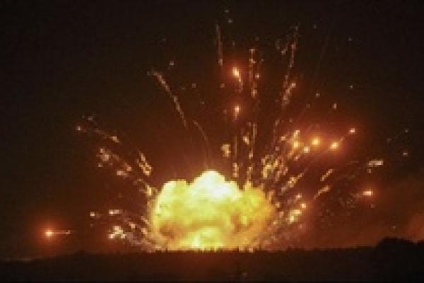 Чи варто на Львівщині очікувати вибухів складів з боєприпасами