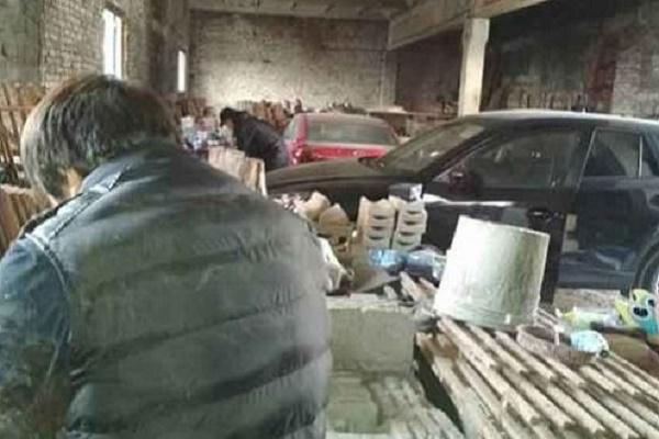 На Львівщині поліція затримала групу викрадачів дорогих іномарок