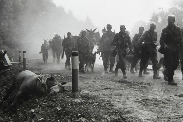 Львівщина на фото німецького солдата (1941-1943)