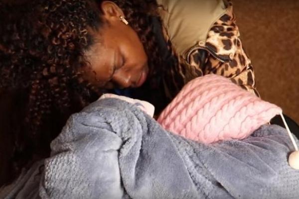 Африканку з немовлям затримали на українсько-польському кордоні