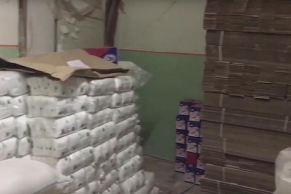 40 тисяч одиниць кондитерських фальсифікованих виробів вилучили правоохоронці на Львівщині (Відео)