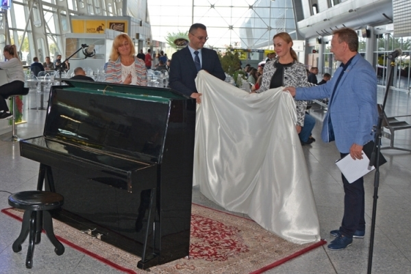 Львівський аеропорт набув ще однієї ознаки європейського
