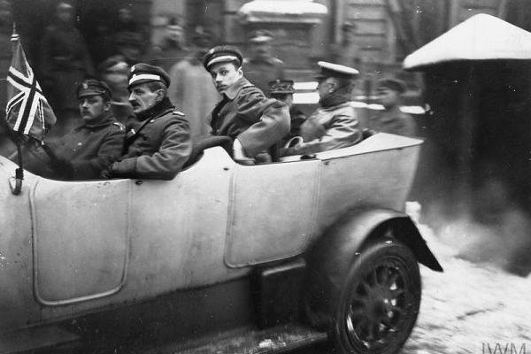 Львів на фото 1918-1919 рр