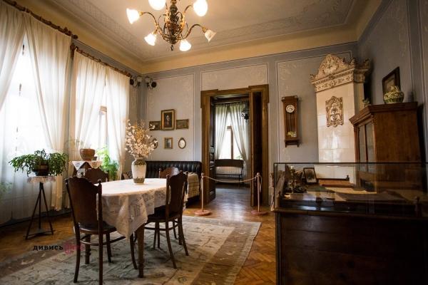 У п'ятницю музей Івана Франка святкуватиме своє 77-річчя