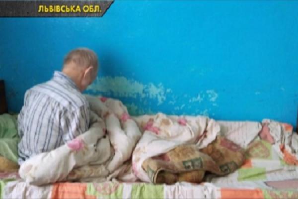 Правозахисники показали жахливі умови проживання пацієнтів психоінтернату на Львівщині (Відео)