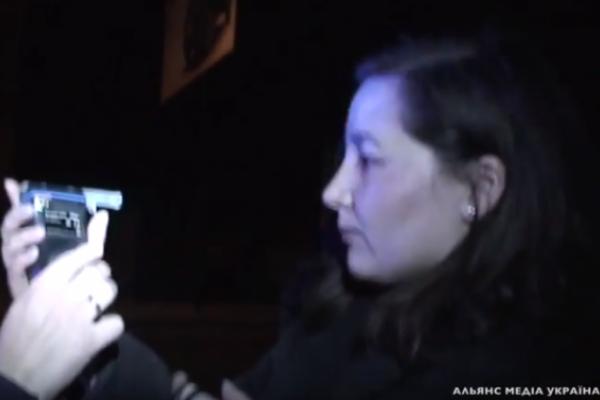 Патрульні зафіксували стан сп'яніння за кермом директора департаменту Львівської ОДА (Відео)