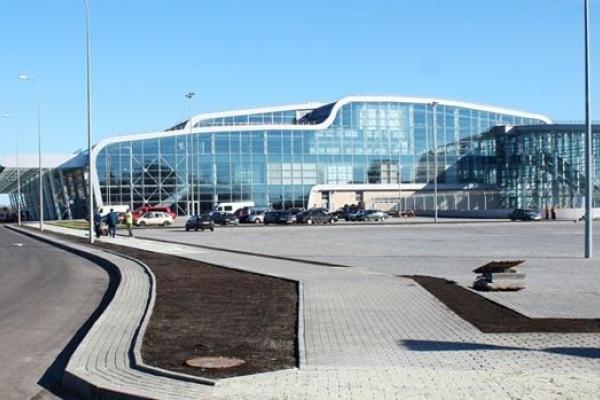 У вересні аеропорт «Львів» перевіз на 40,3% пасажирів більше, ніж за цей час у 2016 році