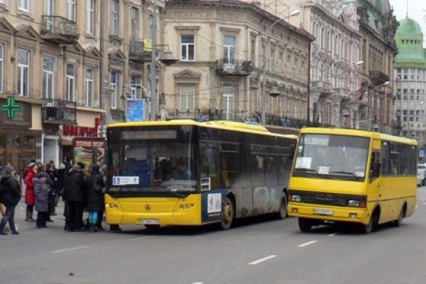 Чиновник міськради запевнив, що у Львові курсують 486 маршрутних автобусів