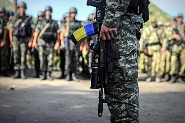 У Самбірському районі проходять військові навчання Нацакадемії сухопутних військ