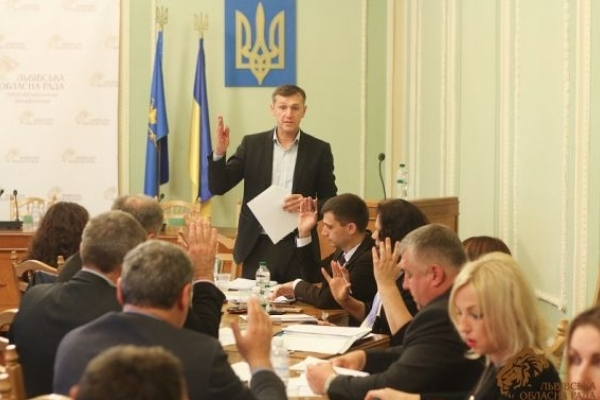 Комісія Львівської облради погодила зміни в бюджеті