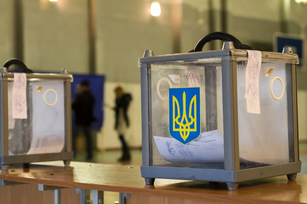 Погодні умови ускладнили проведення виборів на Львівщині