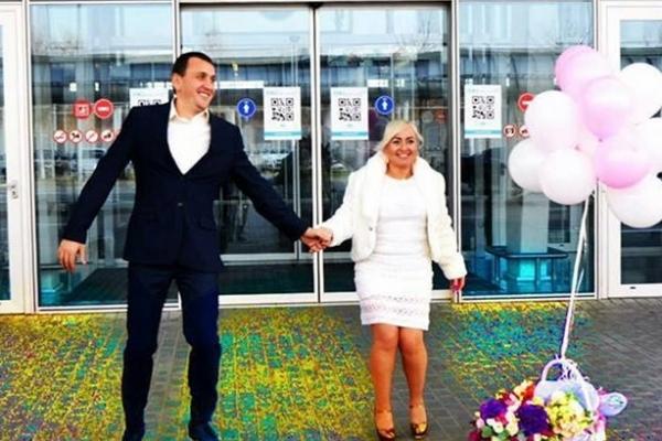 За рік послугою «Шлюб за добу» в аеропорту «Львів» скористалися 389 пар
