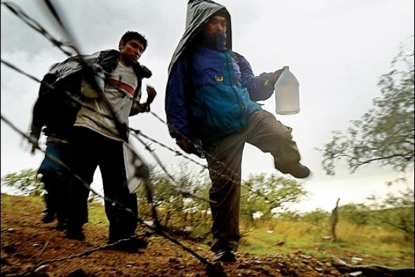 Двох громадян Іраку упіймали на кордоні з Польщею