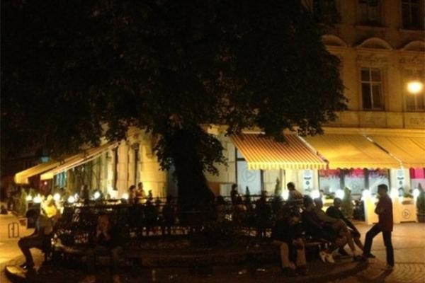 Під час нічної облави у Львові вручили більше 10 повісток