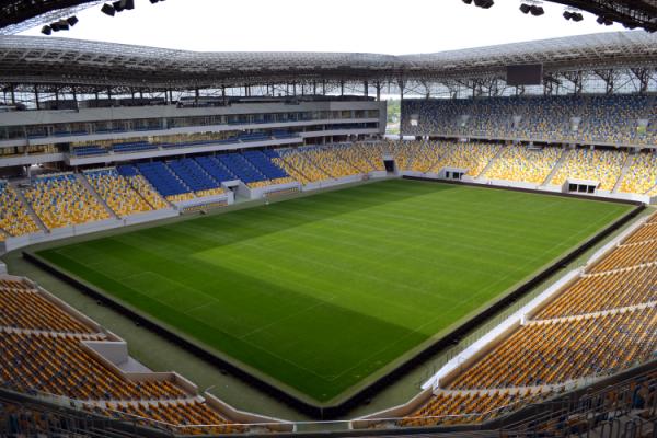 На «Арені Львів» відбудеться товариський матч збірної України проти Словаччини