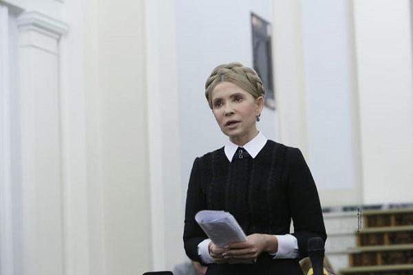 Юлія Тимошенко: Країні потрібні докорінно інший бюджет та інша влада