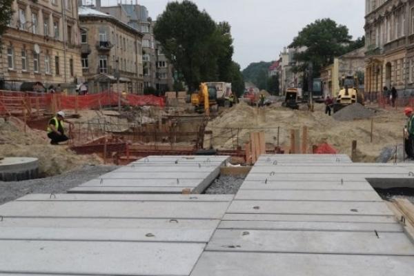 Як об'їхати частину вул. Личаківської на час ремонту розповіли у патрульній поліції (Фото)