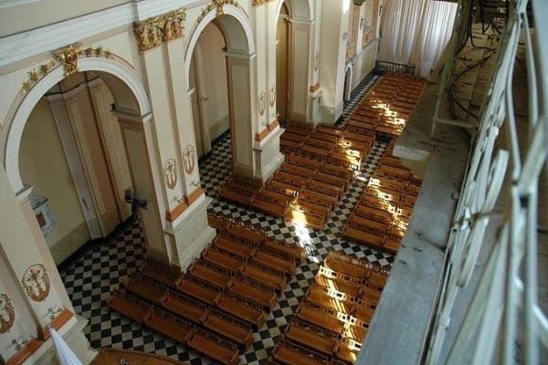Підземелля органного залу можуть відкрити для екскурсій