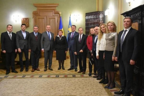 Львівщина розширить співпрацю з Туреччиною у сферах освіти і культури