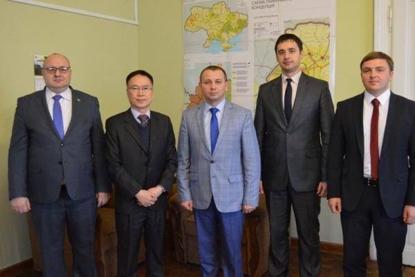 Республіка Корея зацікавилась розвитком альтернативної енергетики на Львівщині