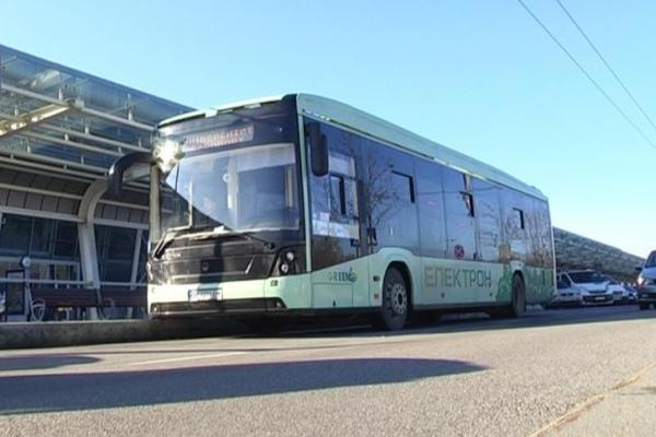 Львівський електробус проїхав до Кам'янця-Подільського лише з однією підзарядкою
