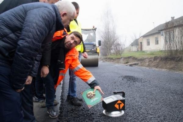 Дорожники повинні відремонтувати майже 73 км траси Львів-Тернопіль