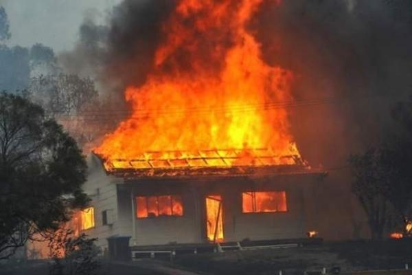 На Львівщині у пожежі загинув власник оселі
