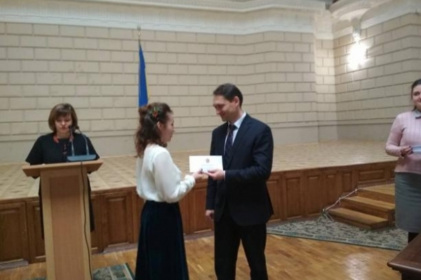 Кращих студентів Львівщини відзначили обласними преміями