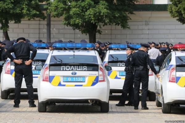 У Львові завершили підготовку більше 100 нових поліцейських
