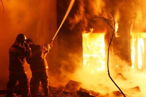 На Львівщині під час пожежі загинув 54-річний чоловік