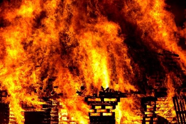 На Львівщині під час пожежі загинув 56-річний чоловік
