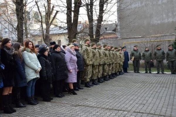 1200 учасників АТО лікувалися у львівському шпиталі прикордонників цього року