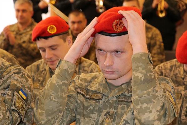 У Львові відбувся перший випуск військових поліцейських