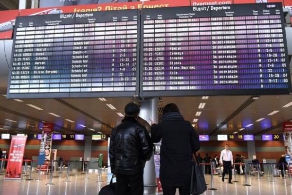 Пасажиропотік аеропорту «Львів» зріс на 46,9%