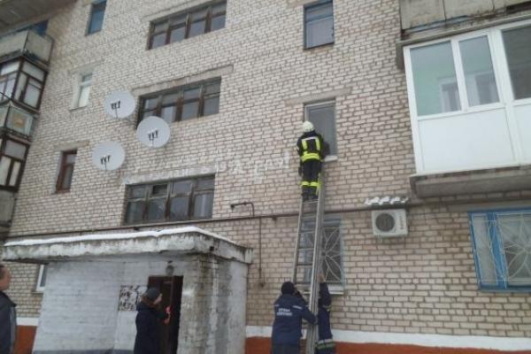 У Львові рятувальники врятували немовля