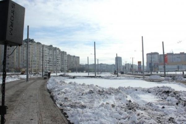 На прибирання Сихова від снігу витратять майже 200 тисяч гривень